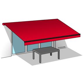 toldo de brazo invisible info toldo espa a dickson. Black Bedroom Furniture Sets. Home Design Ideas